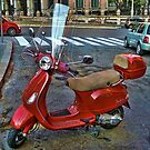 Roman Vespa by safariboy