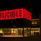 The Crucible, Sheffield by wiggyofipswich