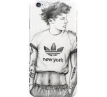 Crop top  iPhone Case/Skin