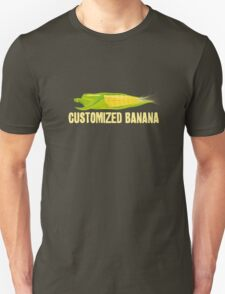 customized banana T-Shirt