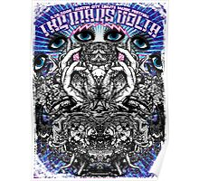 Mars Volta many eyes a watching... Poster