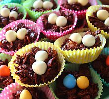 Cornflake Cakes by UnknownNothing