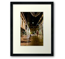 Some Quiet Time Framed Print