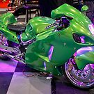 SEMA Show Bike # 3913 by RichardKlos