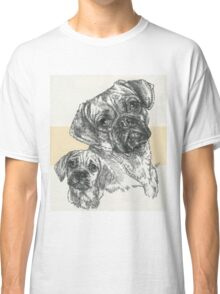 Puggle Father & Son Classic T-Shirt