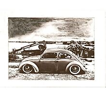Jitter Bug Photographic Print