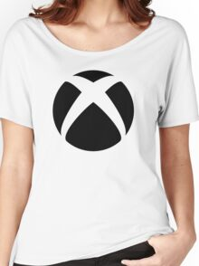 Xbox One Logo Products Women's Relaxed Fit T-Shirt