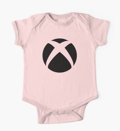 Xbox One Logo Products One Piece - Short Sleeve