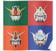 Gundam Poster Series Poster