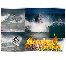 Adrenaline Junkies Poster
