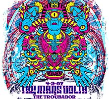 Wise Enlightened Mars Volta BRIGHT by Realbreather