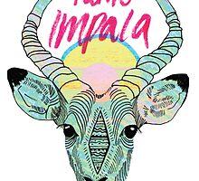 Tame impala by JJCOOL
