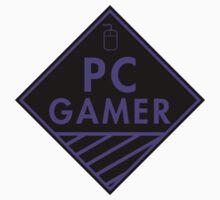 Pc Gaming (purple) by xtrolix