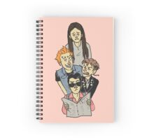 The Young Ones Spiral Notebook