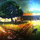 Old School by Joe Agbaje