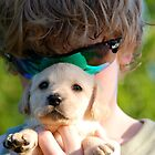 Puppy Love by Wildernesschic