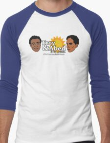 The Real Morning Talkshow Men's Baseball ¾ T-Shirt