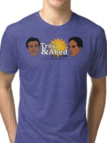 The Real Morning Talkshow Tri-blend T-Shirt