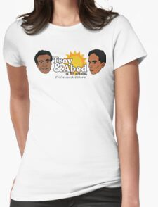 The Real Morning Talkshow Womens Fitted T-Shirt