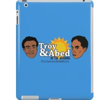 The Real Morning Talkshow iPad Case/Skin