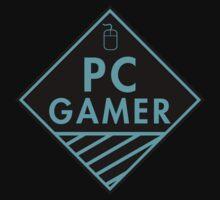 Pc Gaming (Blue) by xtrolix