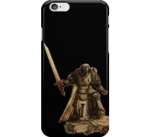 Angel of Darkness - trooper only iPhone Case/Skin