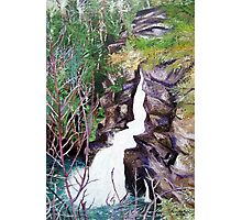 'Linville Falls' Photographic Print