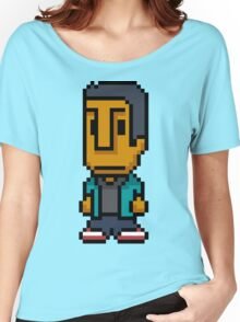 8-Bit Abed Nadir Women's Relaxed Fit T-Shirt