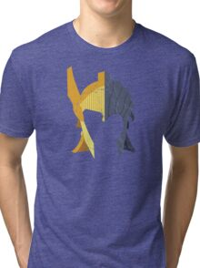 TES: Golden Seducers Tri-blend T-Shirt