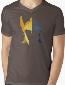 TES: Golden Seducers Mens V-Neck T-Shirt