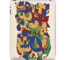 Jazzy Cromatik 5 Superheroes iPad Case/Skin