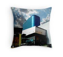 MOCKINGBIRD STATION - DALLAS Throw Pillow