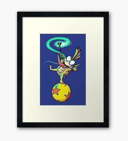 Lemmy Koopa Framed Print