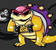 Roy Koopa by smilobar