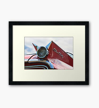 Star Chief Framed Print
