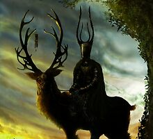 Stag Lord by virnesat