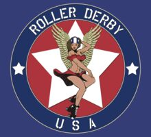 ROLLER DERBY U.S.A. by GUS3141592