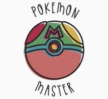 POKEMON MASTER Kids Clothes