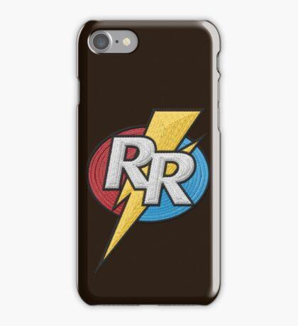 Chip 'N Dale: Rescue Rangers Logo iPhone Case/Skin