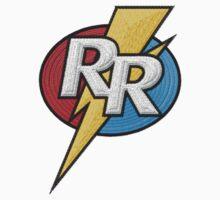 Chip 'N Dale: Rescue Rangers Logo Kids Tee