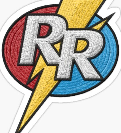 Chip 'N Dale: Rescue Rangers Logo Sticker