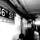 86th ST by Mojca Savicki