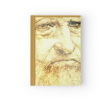 Leonardo da Vinci Hardcover Journal