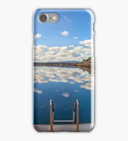 Port Augusta - Reflections iPhone Case/Skin