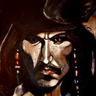Captain Jack Sparrow by Herbert Renard