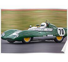 Lotus 17 Prototype Poster