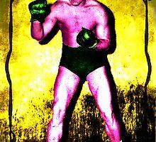 Boxer by Gal Lo Leggio