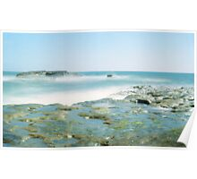 Coastline Dream - Color Landscape Photo Poster