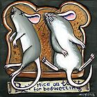 Mice on Toast by Missy Feigum