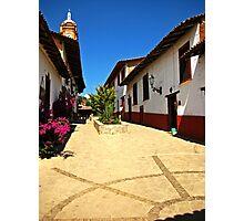 Guanajuato Plaza Photographic Print